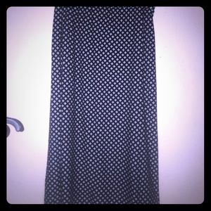 3x 24/26 maxi skirt with pockets